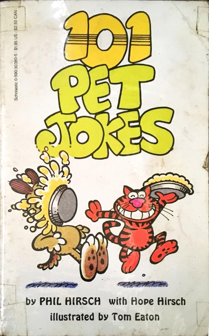 """Jual Buku anak bahasa inggris """"101 Pet Jokes"""" IMPOR Kota Tangerang wsamoen"""