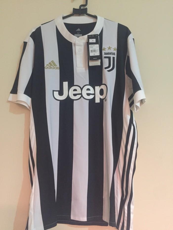 0255b356329 Jual Jersey Original Juventus Home 17 18 Dybala  10 - Putih
