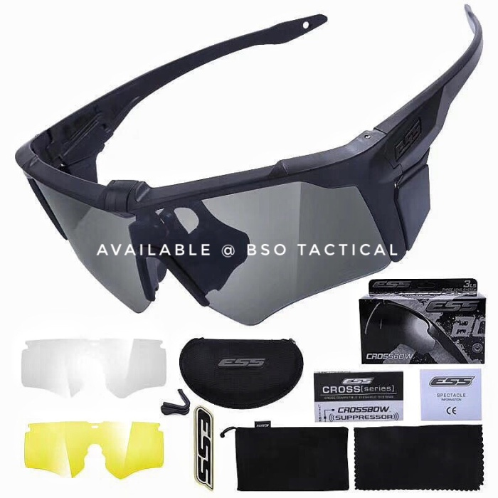 harga Kacamata tactical ess crossbow af asian fit series outdoor sunglasses Tokopedia.com