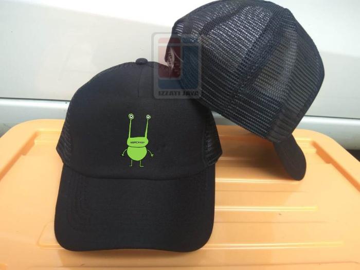 373887cc Jual Topi distro lucu trucker hat alien - Kota Bekasi - Izzati Jaya ...