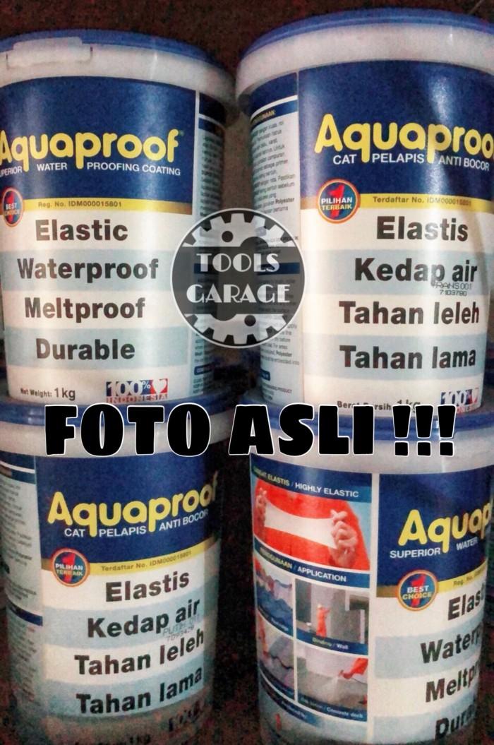 harga Cat tembok pelapis anti bocor aquaproof aqua proof 1 kg gojek Tokopedia.com