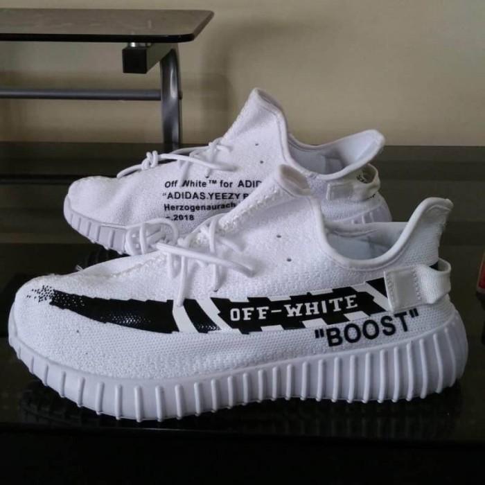official photos 26be8 cc0eb Jual Sepatu Adidas Yeezy Sply 350 Off white - DKI Jakarta - Dollan Sepatu |  Tokopedia