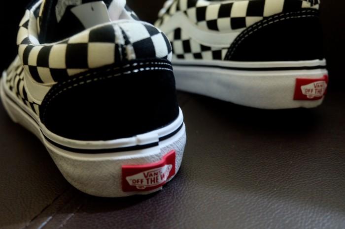 5ef3b239f44 Jual Vans Old Skool Checkerboard v36CL+ Ultracush - Kota Pekanbaru ...