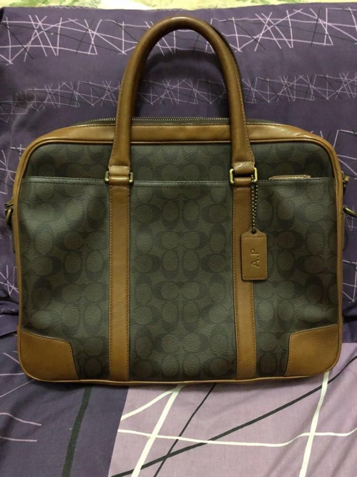 Jual Coach Messenger Bag - ATMM Shop  96b878cc95
