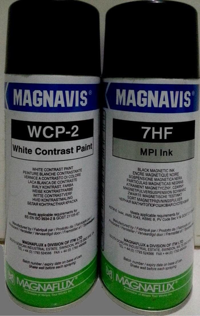 Foto Produk Magnaflux 7hf magnavis 7 hf dari Cahaya Mulia Kimia