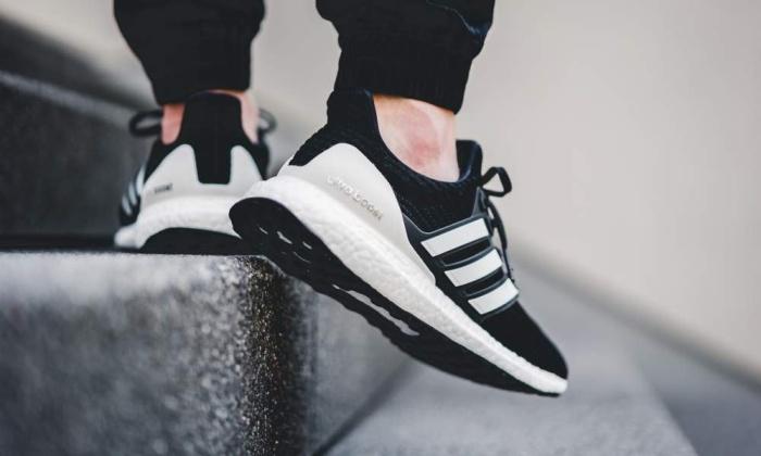 9db4051b3 Jual Adidas Ultra Boost 4.0 Show Your Stripes Core Black White ...