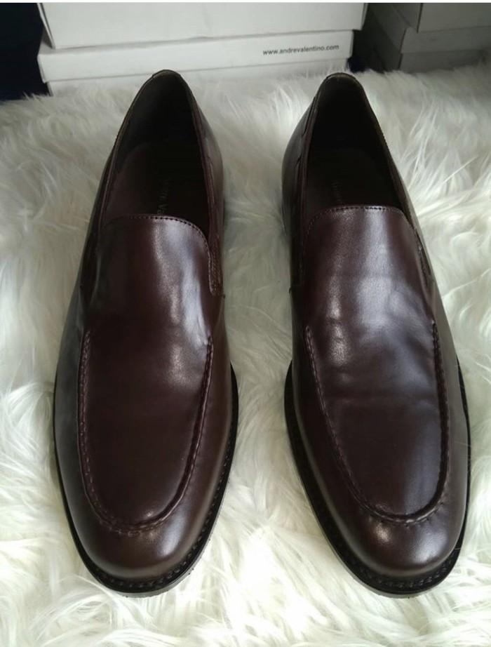 9fedfc767dc50 Jual original sepatu andre valentino BNIB (coffe) - Kab. Bogor ...