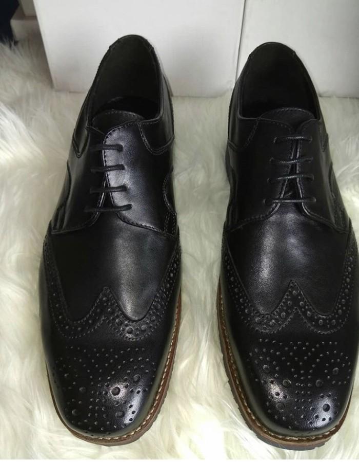 c2294015bbbfd Jual sepatu formal andre valentino Bnib (black) - Kab. Bogor - Bora ...
