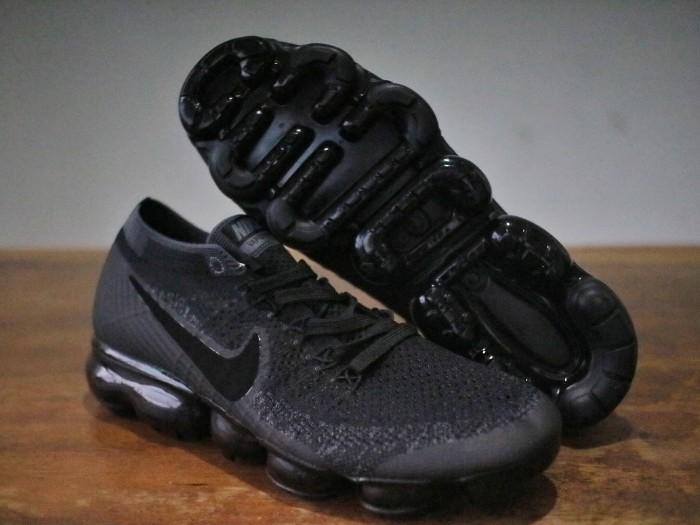 best sneakers bedb1 9a071 Jual Nike air vapormax midnight fog (core black) - DKI Jakarta -  VVIPSNEAKERS | Tokopedia