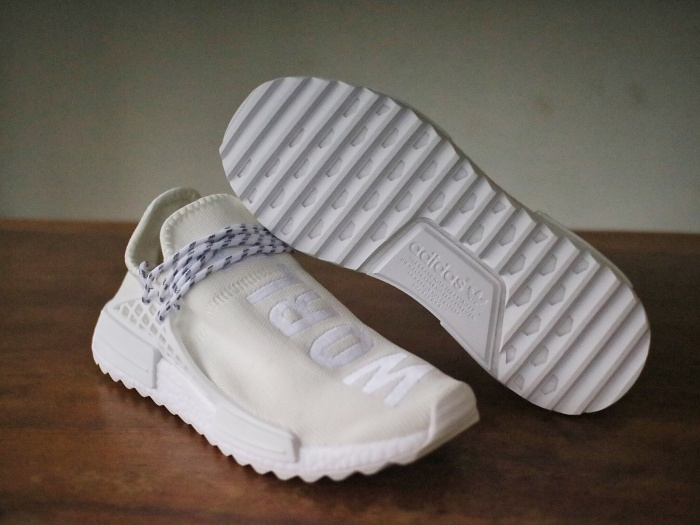 more photos dbb77 3209c Jual Adidas NMD Pharell Wiliams Human Race Holi Blank Canvas White Cream -  DKI Jakarta - VVIPSNEAKERS | Tokopedia