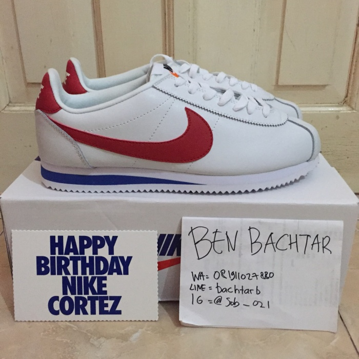 BadassTokopedia Xlv Gump Sneakers Nike Selatan Of Tangerang Classic Se Cortez Forrest Jual Kota xoCBde
