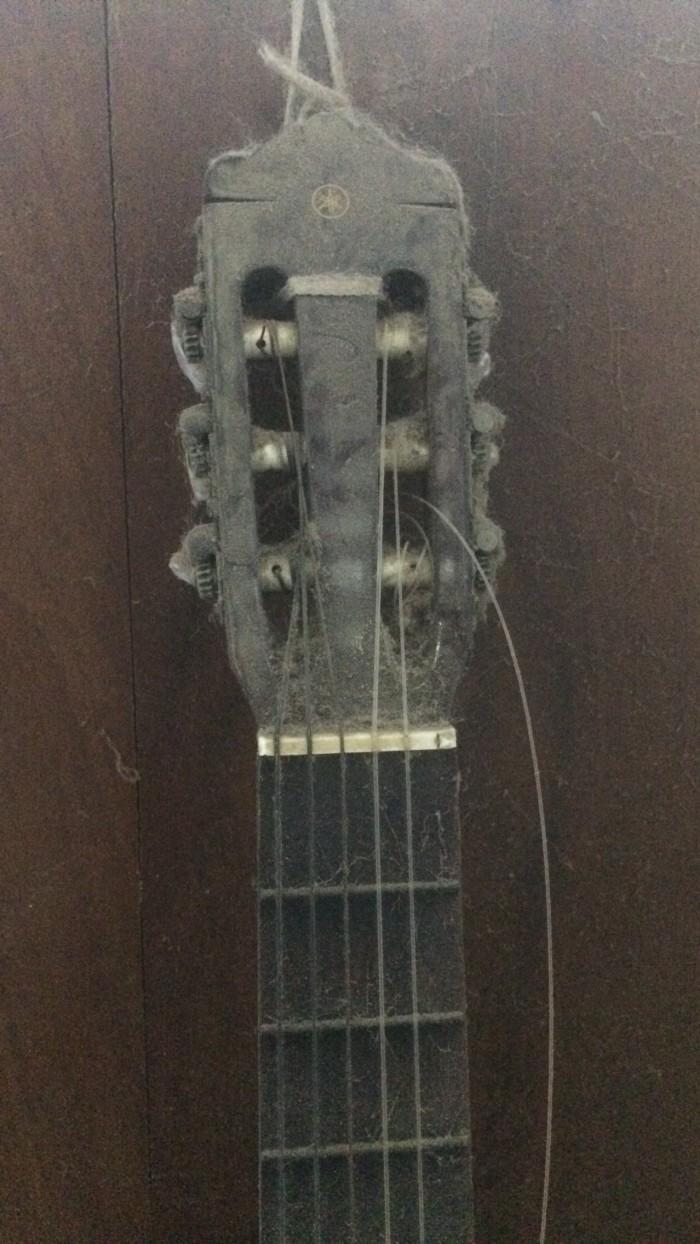 Jual Gitar Tua Jakarta Selatan Bossrio