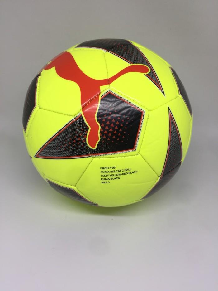 harga Bola sepak football soccer lapangan besar original puma bigcat stabilo Tokopedia.com