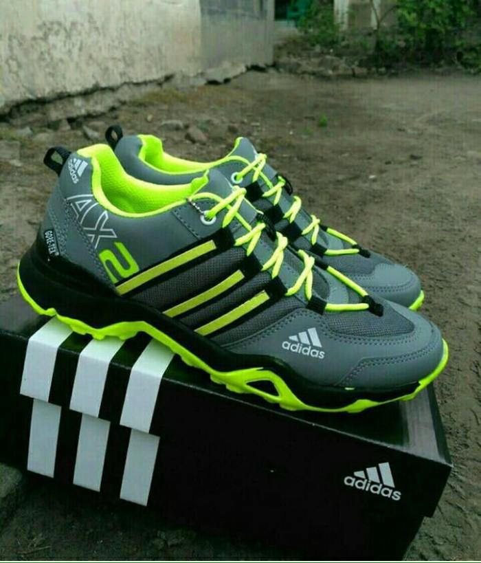 Foto Produk Sepatu adidas AX 2 abu abu hijau ( Baru bukan bekas ) dari second_shand