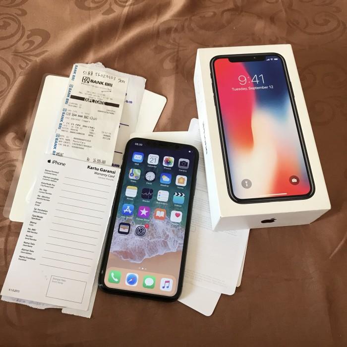 Jual Iphone X 64gb grey ibox February 2019 - UntitledStore  81d4924568