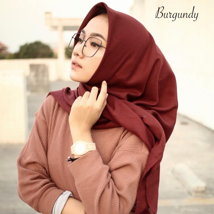Voal plain | cotton voal | katun voal | voal hijab