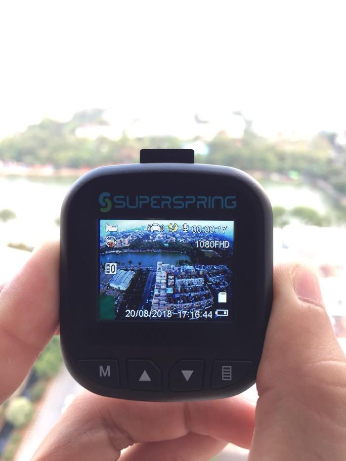 Jual SUPERSPRING Dash Cam/Kamera Mobil/Car Cctv - Kota