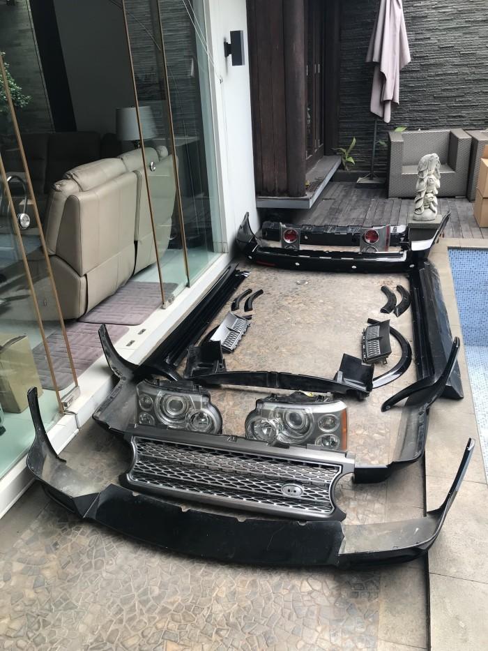 Jual Di Jual Body Kit Project Khan Range Rover Vogue Stage 2 Gt Kota Tangerang Selatan Aksesoris Jeep Jk Tokopedia