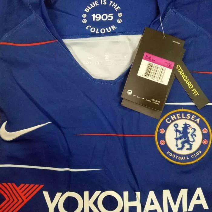 37e7b4ceb70 Jual Murah Jersey Kaos Baju Bola Chelsea FC Home Big Size Jumbo XXL ...
