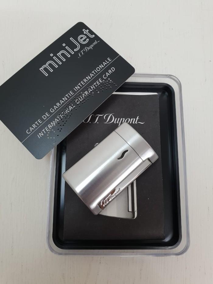 harga St dupont lighter minijet 10504 Tokopedia.com