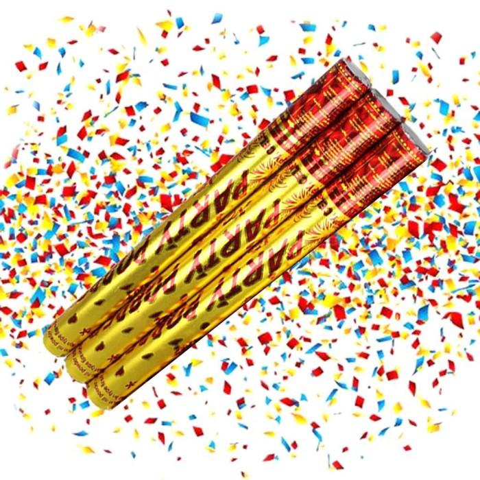 Confetti 30 cm   party popper ...