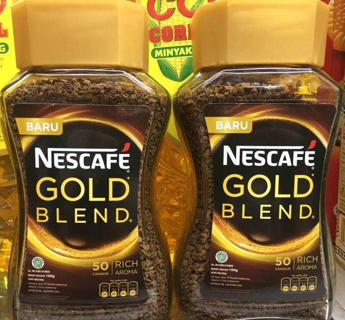 Foto Produk Nescafe Gold Blend Rich Aroma dari SerbaSherbi