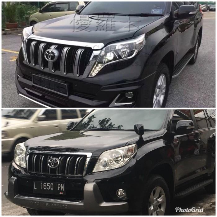 Toyota 2016 Models >> Jual Bodykit Set Toyota Prado Facelift 2010 To 2016 Model Kota Surabaya Icon Autoworks Surabaya Tokopedia