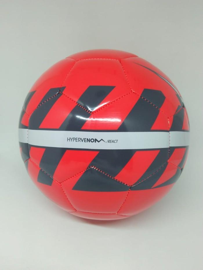 promo code dda4c 59222 Jual Bola lapangan besar Soccer ball Hypervenom React red grey new 2018 -  DKI Jakarta - Kicosport - OS | Tokopedia