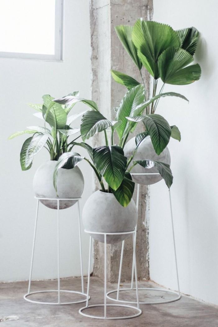Standing Planter Bulat | Custom Rak | Rak Pot Murah | Rak Minimalis