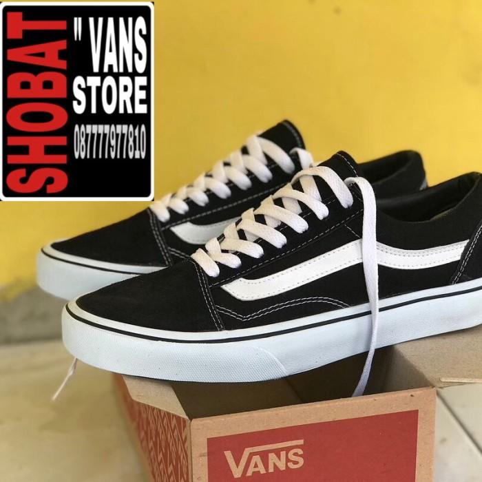 Jual Sepatu Vans old skool Premium - shobat olshop  0af7741224