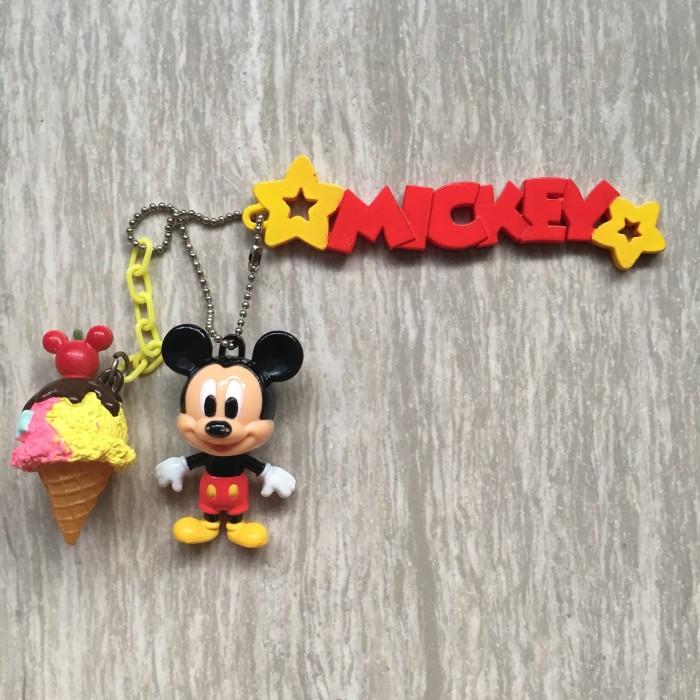 harga Disney mascot re-ment keychain mickey mouse Tokopedia.com