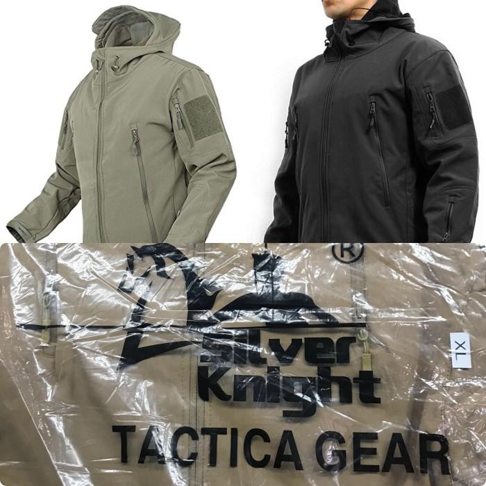 Foto Produk TAD Silver Knight Jacket Tactical JaketWaterproof & Windproof dari OutdoorSPLY