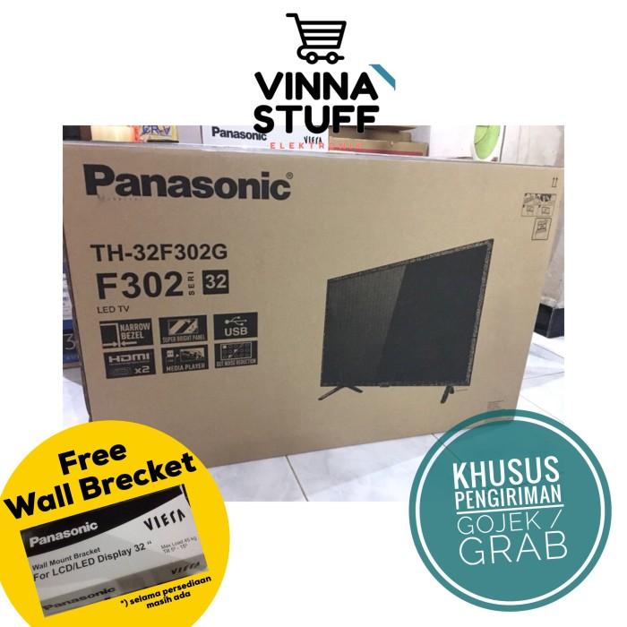 Televisi TV LED Panasonic 32 Inch TH-32F302G F302 - HDMI USB Movie