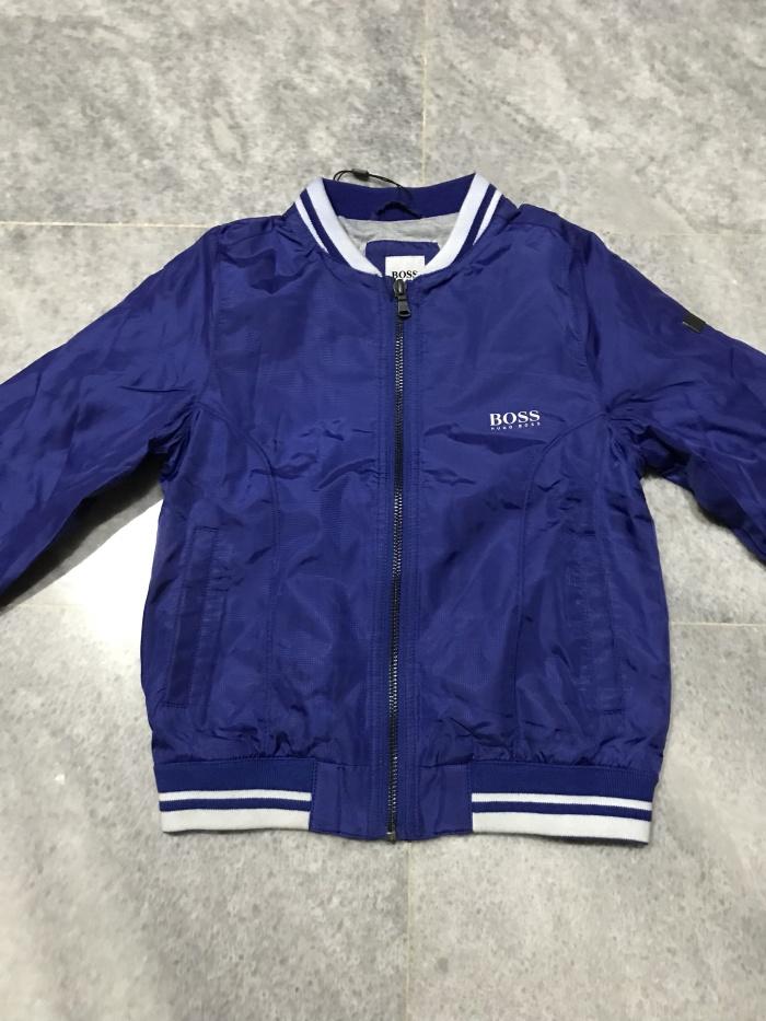 9c527a02c Jual Hugo Boss Kids original bomber jacket blue - DKI Jakarta - Jon Express    Tokopedia