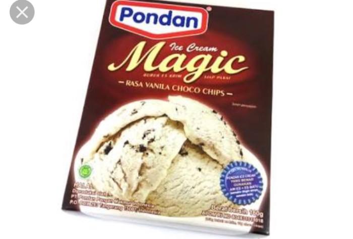 Katalog Pondan Ice Cream Magic Hargano.com