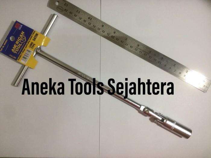 harga Kunci busi flexible 14mm long american tool Tokopedia.com