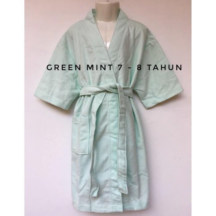 Handuk Kimono Anak Usia 7-8 tahun (BARU)