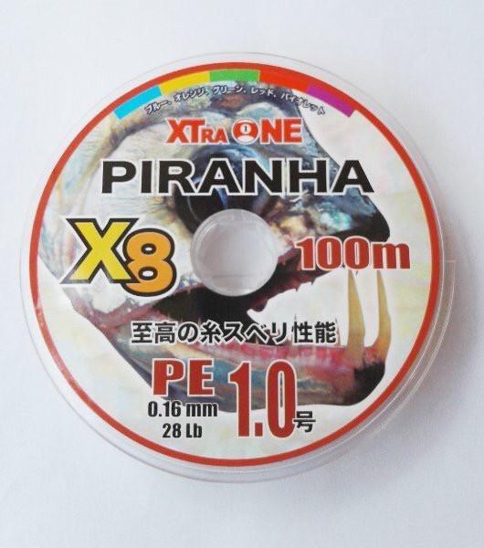 harga Senar pancing pe piranha x8 pe 1 100 meter / roll 016 mm 28 lb Tokopedia.com