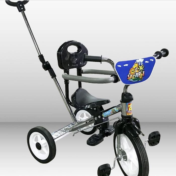 harga Sepeda anak roda tiga/ tricycle pmb 921cp nikel sorong Tokopedia.com