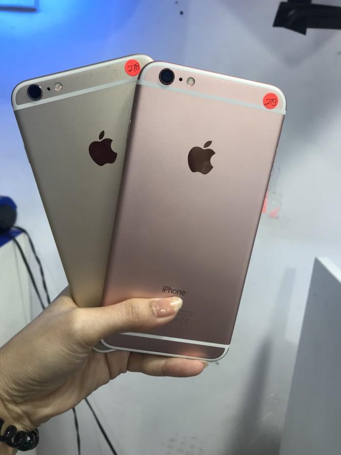 Jual seken iPhone 6s plus 64GB rosegold gold (fullset/ZPA) - Kota Pekanbaru  - iDoctor Pekanbaru | Tokopedia