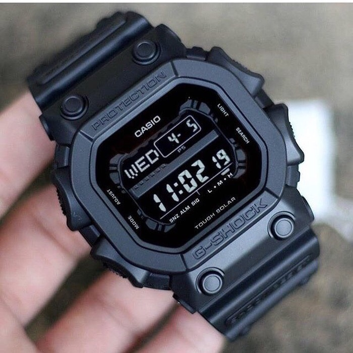 ... Jam tangan g shock gx56 list merah