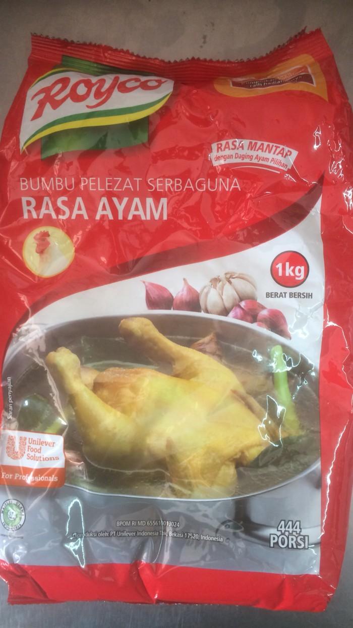 Royco bumbu pelezat serbaguna rasa ayam