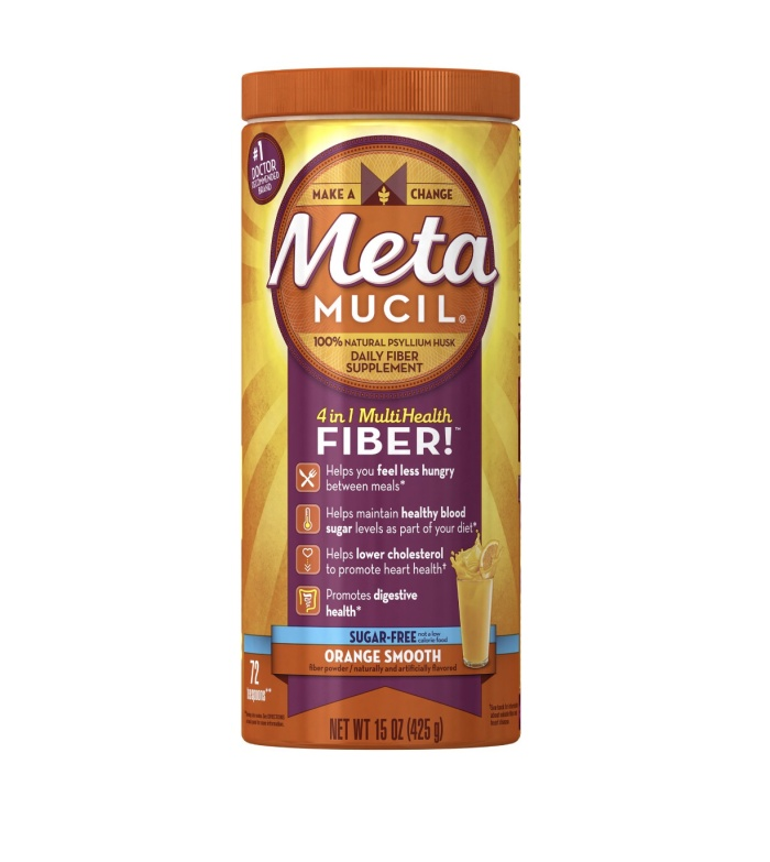 Foto Produk SUGAR FREE METAMUCIL FIBER SUPPLEMENT FROM USA dari COLORATTIC