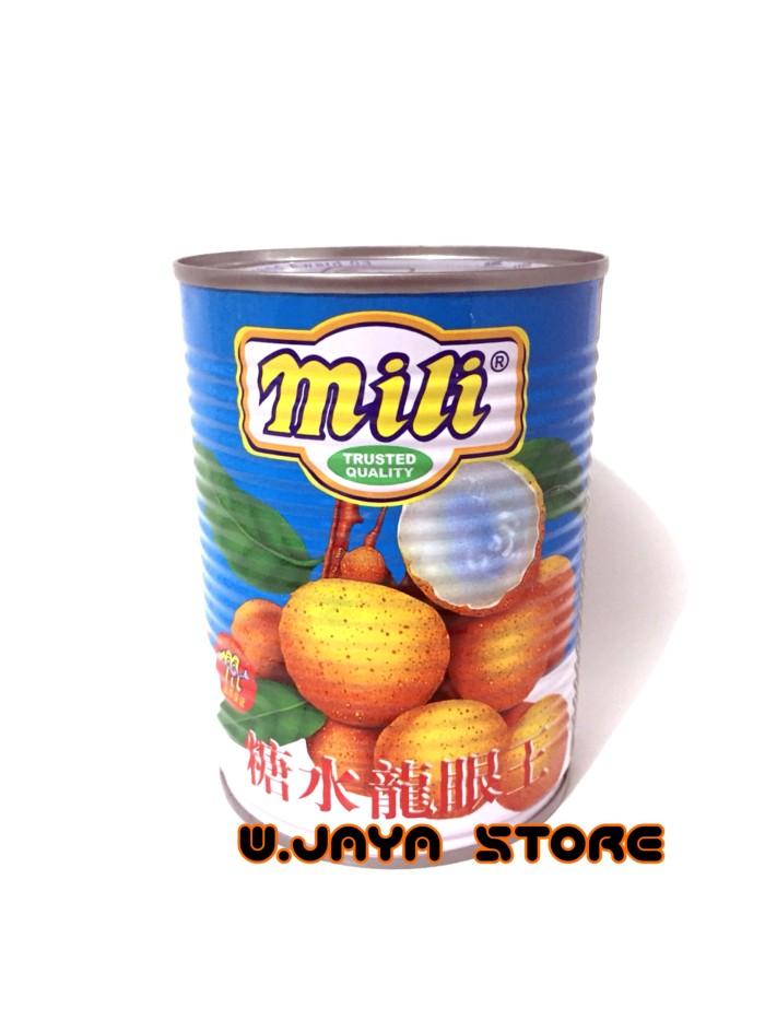 harga Mili longans / buah kelengkeng kaleng Tokopedia.com