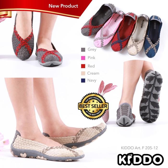 harga Kiddo 205-12 ori sepatu rajut import flat Tokopedia.com