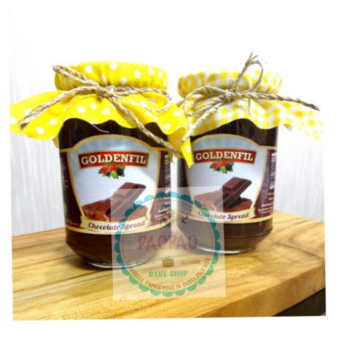 harga Goldenfil chocolate spread premium 350gr Tokopedia.com