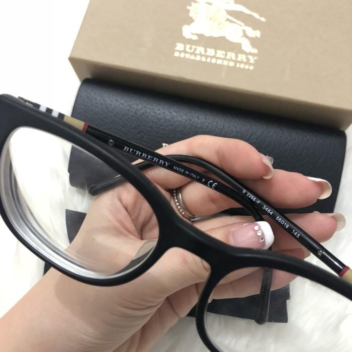 f8bacec80e8a Jual Burberry Glasses Authentic/Kacamata Burberry Authentic - Kota ...