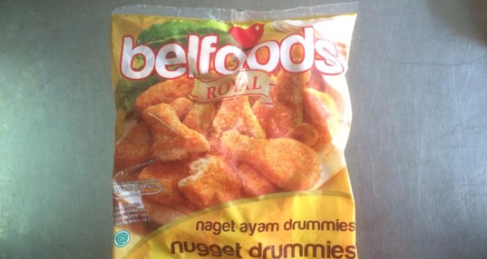 Belfoods royal drumies 500gr