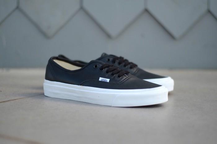 Jual Vans Authentic OG Leather General Release - Kab. Sleman ... fc9e226dd