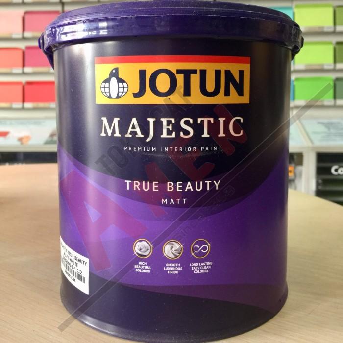 harga Jotun majestic true beauty matt 2.5lt - treasure / cat tembok Tokopedia.com